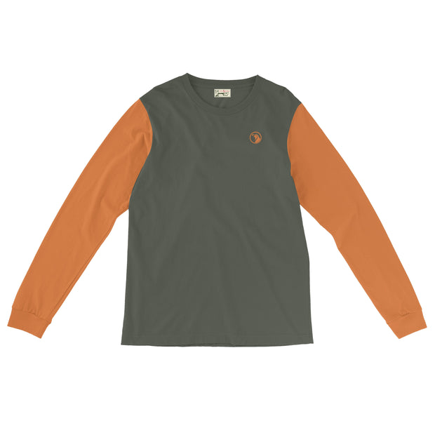 "Sports Cut - ""Orange Rifle"" Field & Water Sun Shirt - Covey and Paddle"