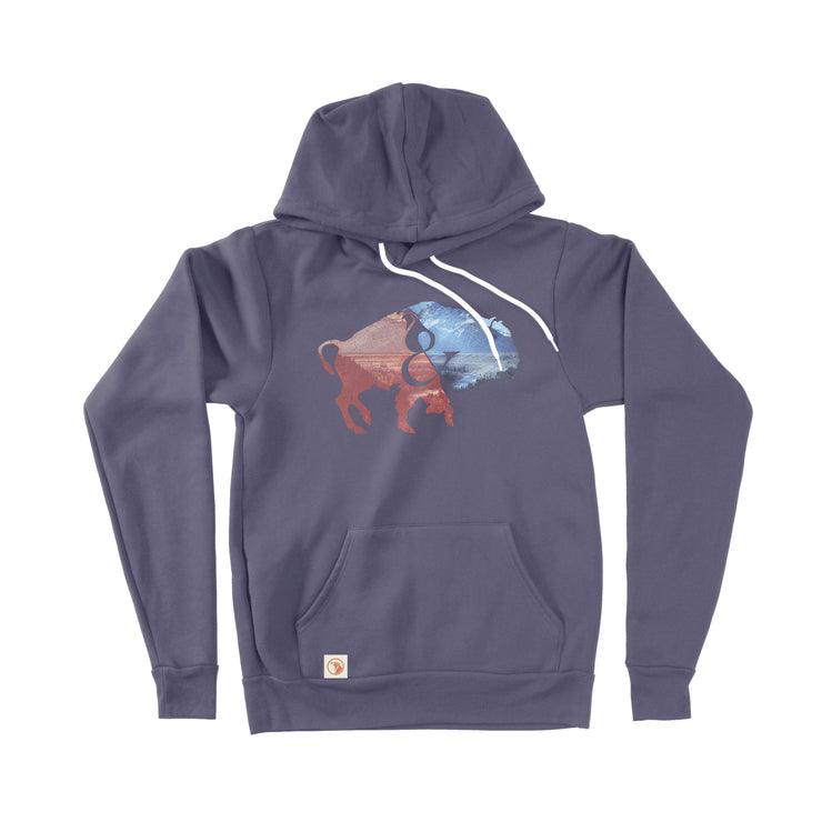 Tatanka Hoody - Covey and Paddle