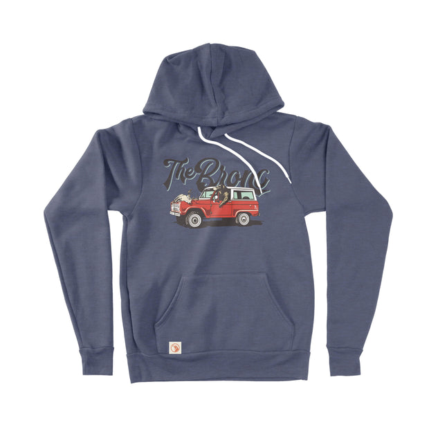 The Bronc Hoody - Covey and Paddle