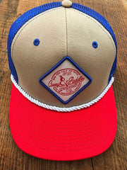 The Patton Royal Trucker - Covey and Paddle