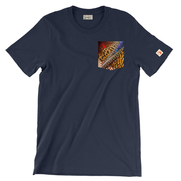 The Rooster Pocket Tee - Covey and Paddle