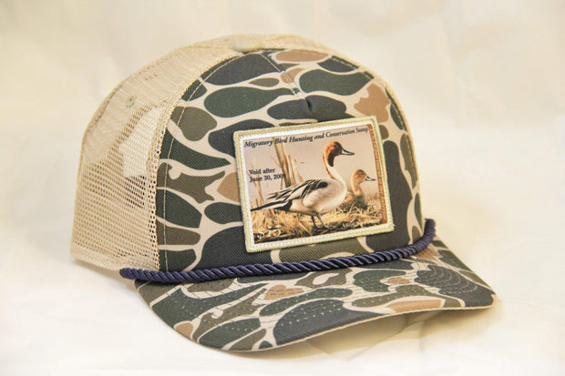 The Waterfowler Trucker - Pintail - Covey and Paddle