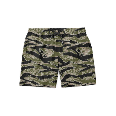 Tiger Camo Swim Shorts - Covey and Paddle