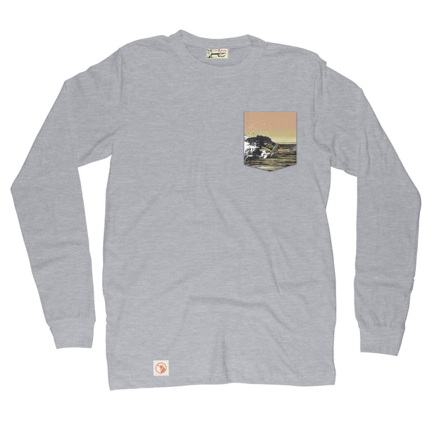 Water Dog - Pocket Tee - Covey and Paddle