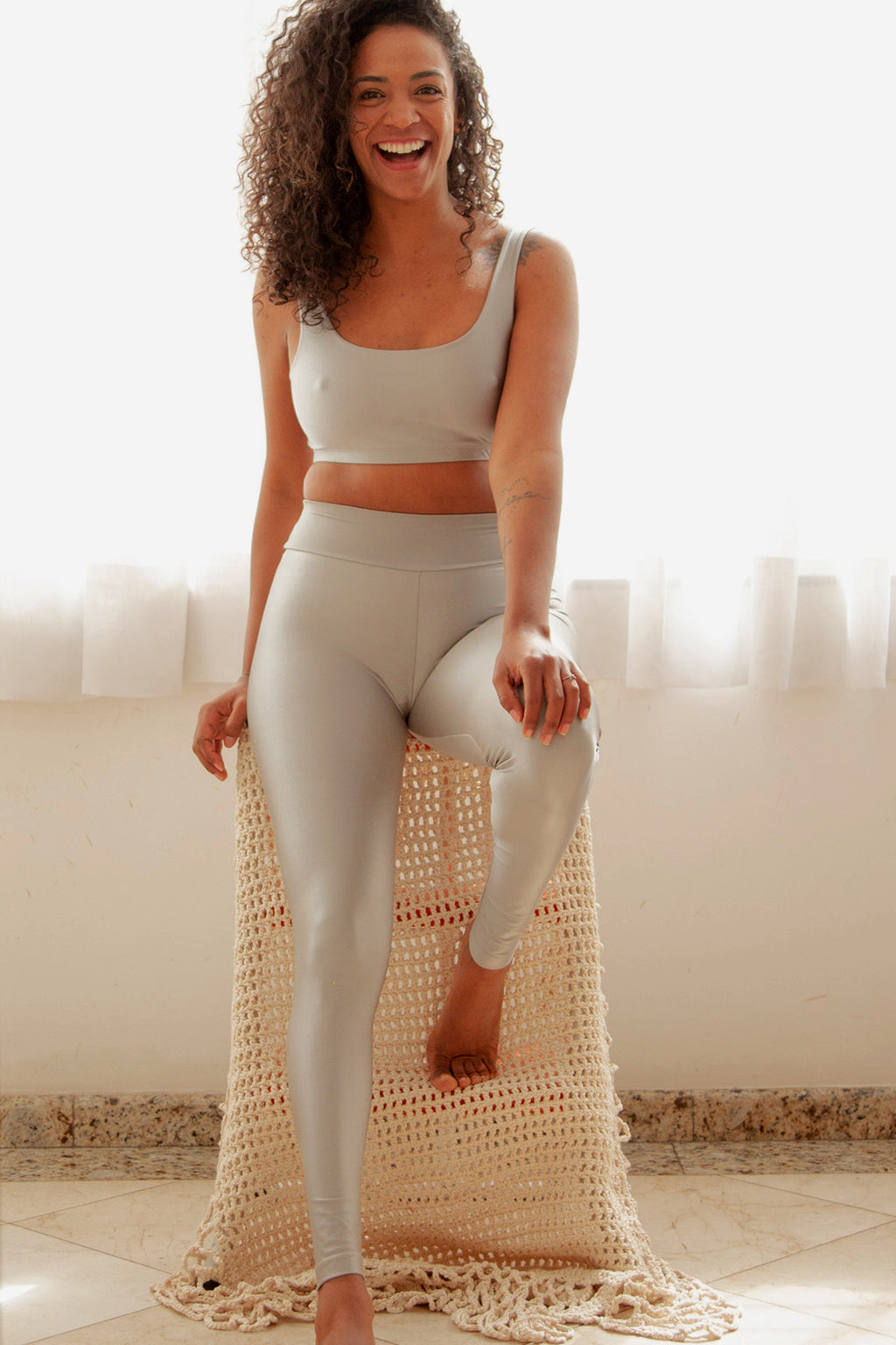urban sky legging - with waistband