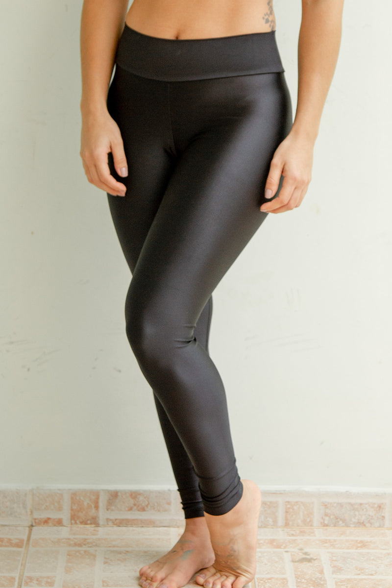 black legging - with waistband
