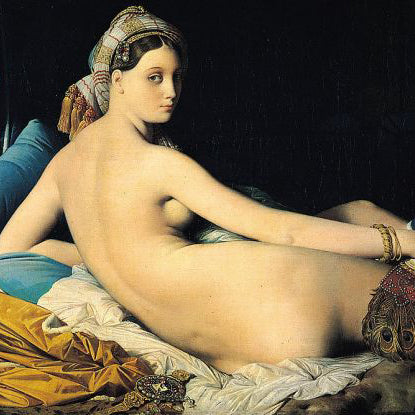 Mostra Ingres a Palazzo Reale! - miguidi