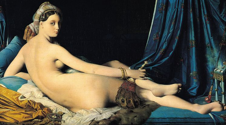 Mostra Ingres a Palazzo Reale! | miguidi
