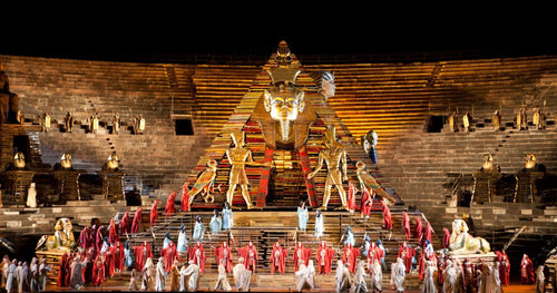 Mi Guidi TOP: all'Arena di Verona per l'AIDA!
