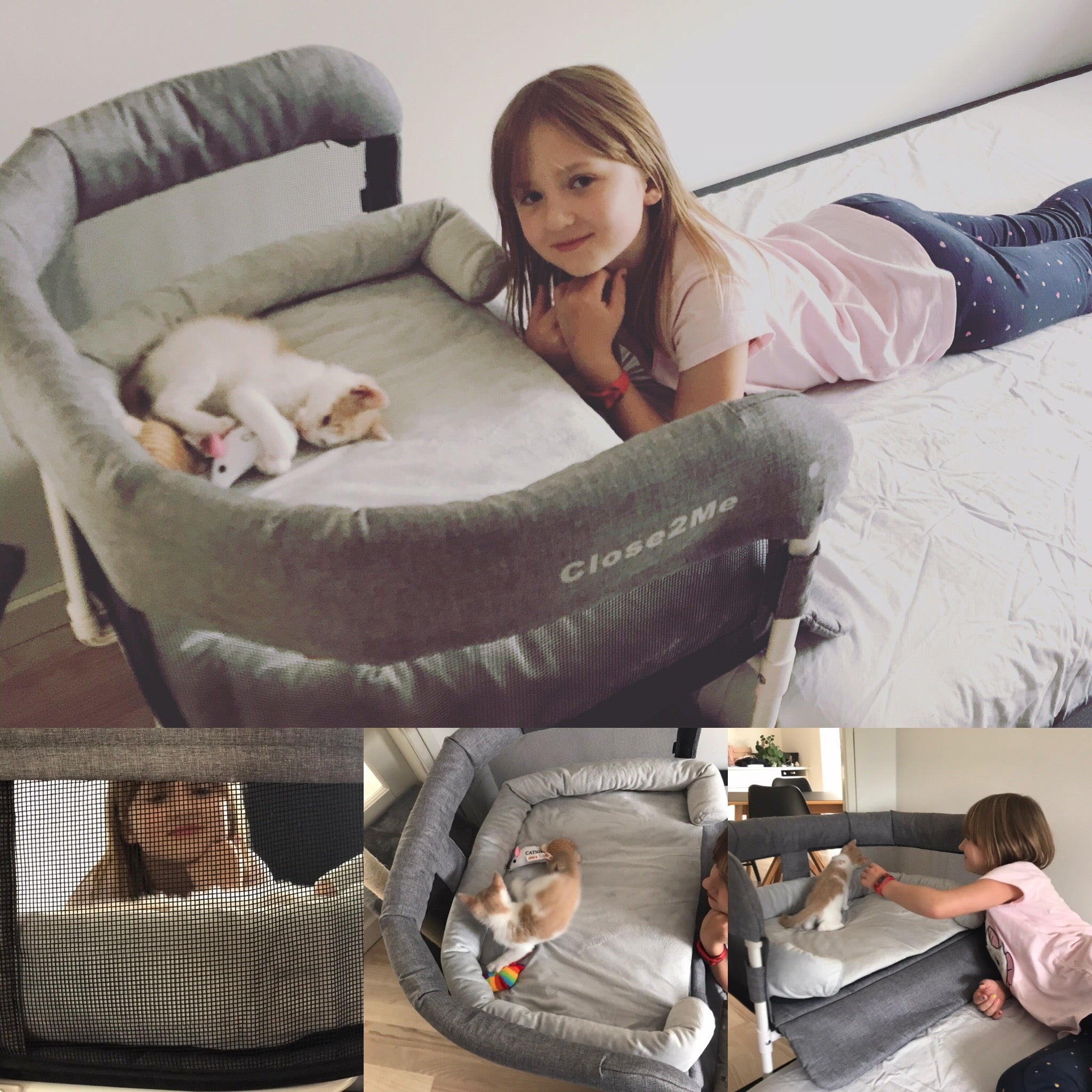 Close2Me Pet Bed - Type A