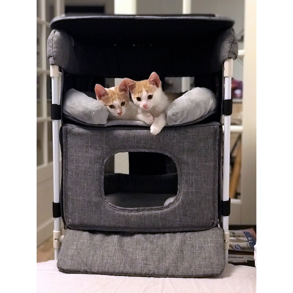 Close2Me Pet Bed - C Type
