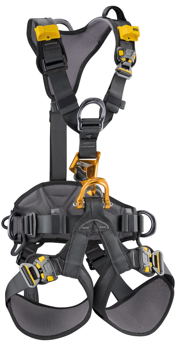 Harness -ASTRO BOD FAST w/integrated croll Yellow/Black or all Black