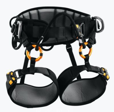 Harness Seat/Sit -Petzl Sequoia SRT, Tactical, Victim & Ropes Course use