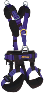 Yates  380 Voyager Rescue Harness w/shoulder D-Rings to be used in confined space/manholes, with tripods where rated shoulder d-rings are needed.    UL Classified to meet NFPA 1983/2017 edition standards  • UL Classified ANSI/OSHA Z359.11-2014 and CAN/CSA Z259.10-12 harness standards  SPECIAL NOTICE ON STERNAL ATTACHMENT OF LANYARD FOR FALL ARREST.  ANSI Z359.11-2014 Sternal Attachment.  SAR, mountain rescue, USAR ready.  Rope Access SPRAT/IRATA ready now at a deeply discounted sale closeout price
