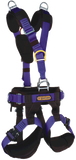 Yates  380 Voyager Rescue Harness w/shoulder D-Rings to be used in confined space/manholes, with tripods where rated shoulder d-rings are needed.    UL Classified to meet NFPA 1983/2017 edition standards  • UL Classified ANSI/OSHA Z359.11-2014 and CAN/CSA Z259.10-12 harness standards  SPECIAL NOTICE ON STERNAL ATTACHMENT OF LANYARD FOR FALL ARREST.  ANSI Z359.11-2014 Sternal Attachment