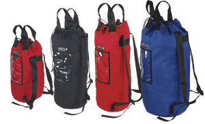 Yates Bucket Style Rope Bags w/backpack Straps