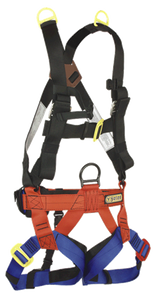 Yates #335 Heavy Rescue Harness w/shoulder D-Rings