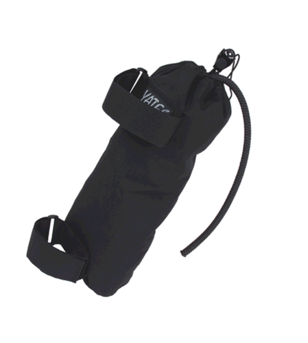 Yates 454 Tactical LEG MOUNT -Rope Bag-Holds 75' of 11mm rope
