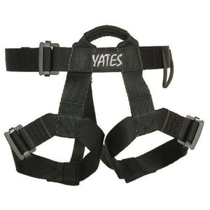 Yates #310 Rescue Harness in black