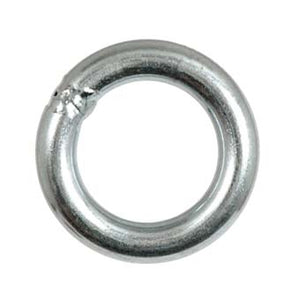 FIXE RAPPEL RING Plated Steel-Plated Steel: 35kN/8500lbs