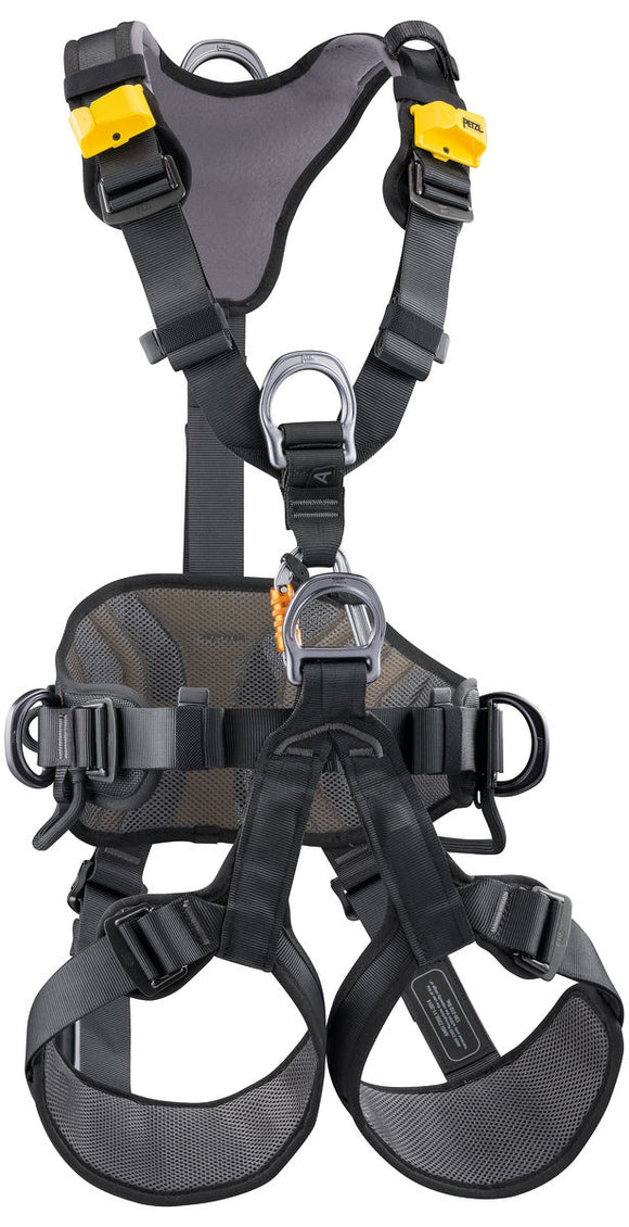 Petzl AVAO BOD international version Comfortable harness for fall arrest, work positioning and suspension-2019 version PART#C071CA01