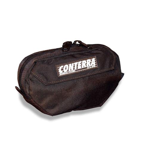 Conterra Clip & Go Pouch part#CGP1.  add into any  Conterra aid belts/medical fanny packs inner organiser compartment    the choice for ski patrollers, ski patrol members of NSP(National Ski Patrol) & field/mountain rescue teams