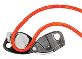 Petzl GRIGRI®+ Belay device with assisted braking and anti-panic handle