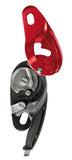 Petzl ID descender Large 11.5-13mm fit Red