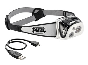 With 220 lumens of power, the REACTIK headlamp is ideal for dynamic, intense activities.
