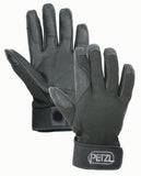Petzl CORDEX lightweight glove part#k52 black. SAR, mountain rescue, USAR ready.  Rope Access SPRAT/IRATA ready now at a deeply discounted sale closeout price