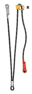 Petzl PROGRESS ADJUST is a double adjustable progression lanyard
