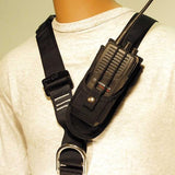 Conterra Omni Holster Radio Carrier part#ORC1-01 .... utilized Conterra's legendary design and construction capabilities to produce the most advanced radio holster available today, and will meet the needs of light & heavy industry, law enforcement, EMS / medical, and search and rescue.
