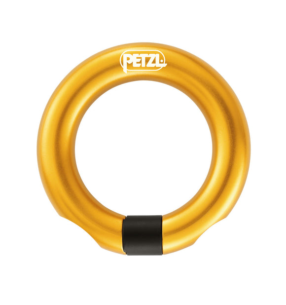 Petzl P28 Ring Open Multi-Directional Gated Ring