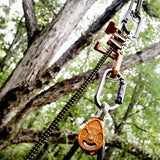 "Rock Exotica Unicender -Arborist Ascender/Descender-11-13mm or 7/16""-1/2"""