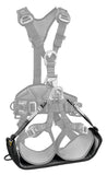 Petzl part#S70 PODIUM Seat designed for prolonged suspension