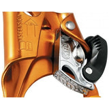 petzl ascension in right gold part# B17ARA