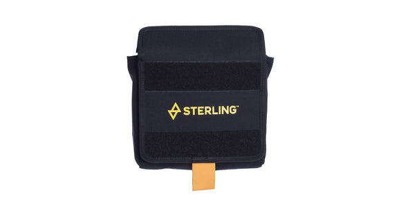 Sterling Escape Kit Pocket Bag part#MDBAGP50.   Fire department/NFPA-E ready  now at a deeply discounted sale closeout price
