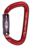 Rock Exotica RockD Carabiner AUTOLOCK 3 STAGE GATE RED