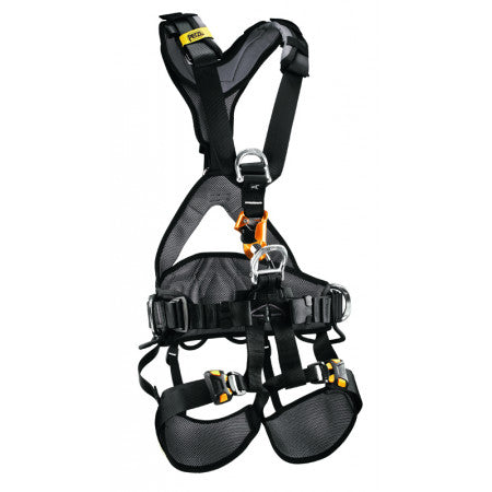 Petzl Avao Bod Croll Fast Harness Integrated Croll Chest Ascender Q Rigging Werx