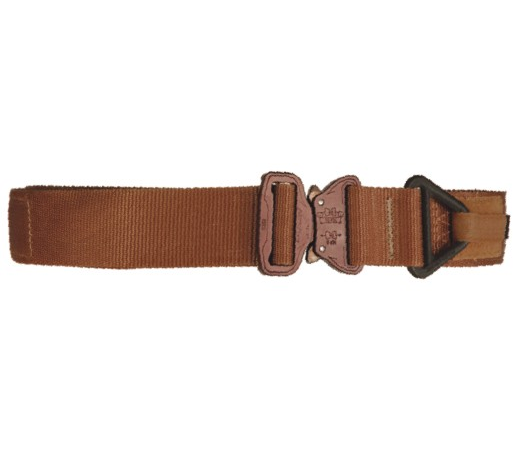Yates part#463D tan Cobra D-Ring CQB Belt(1.75