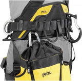 Petzl Avao Bod Fast Harness -Quick release leg buckles part#c71afaou Yellow/Black