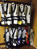 Yates 380R Voyager Riggers harness ~ALL BLACK