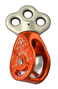Rock Exotica HYDRA TRIPLE ATTACHMENT PULLEY part#P4