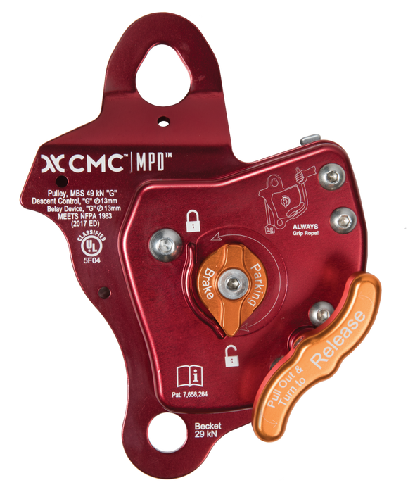 CMC MPD™ (MULTI-PURPOSE DEVICE) red large 1/2inch 12.5mm fit