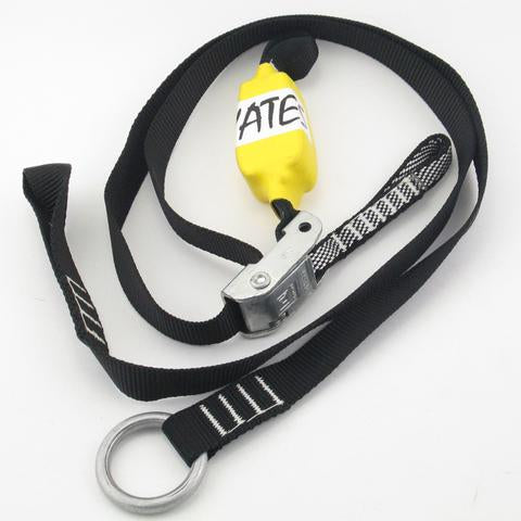 Yates Adjustable Daisy Strap with Built In Screamer ~Asst. colors #615