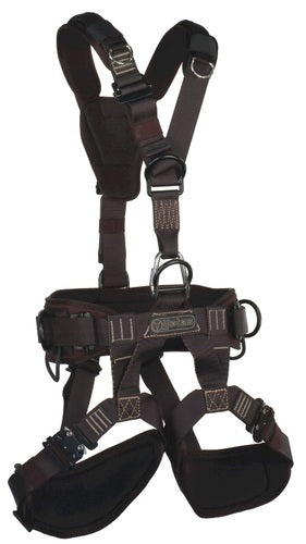 the yates voyager RIGGERS 380R harness is perfect for touring and local stage riggers