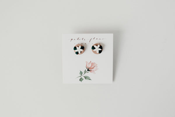 The Athena Stud Earrings