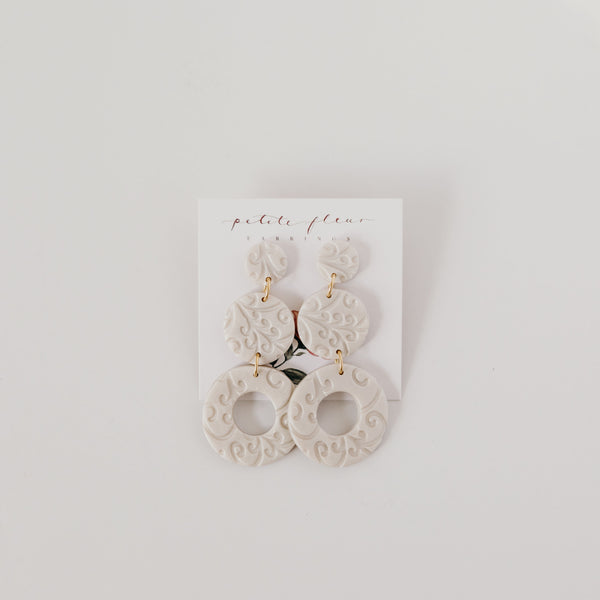 The Zelie Earrings (3 sizes)