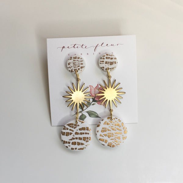 The Fatima Earrings