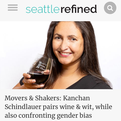 Mover and Shaker in Seattle Refined